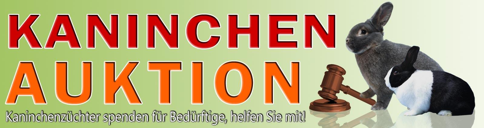 Banner Download Kaninchenversteigerung